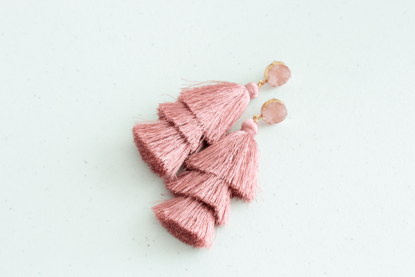 Flirty Fringe Earrings