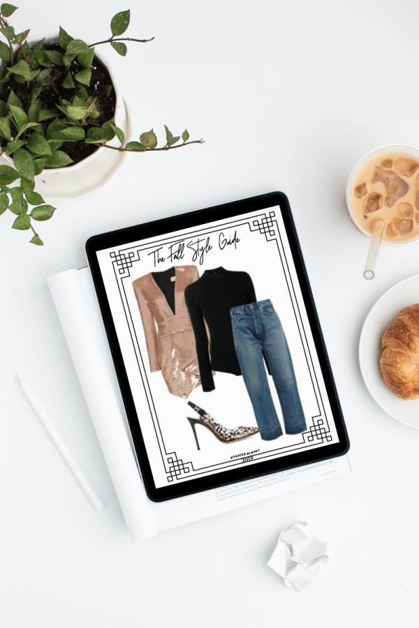 fall style guide women over 30